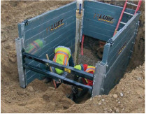 Aluminum Trench Boxes