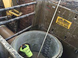Manhole Shields St Louis